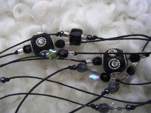 Pärlor på lintråd